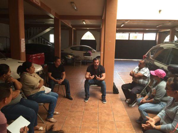 GOBIERNO MUNICIPAL Y LOCATARIOS DEL MERCADO MUNICIPAL EXTREMAN MEDIDAS DE PREVENCIÓN ANTE EL COVID-19