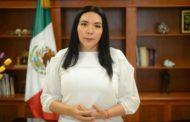 ADRIANA DONARÁ SU SUELDO PARA FORTALECER PROGRAMA ALIMENTARIO EN JACONA