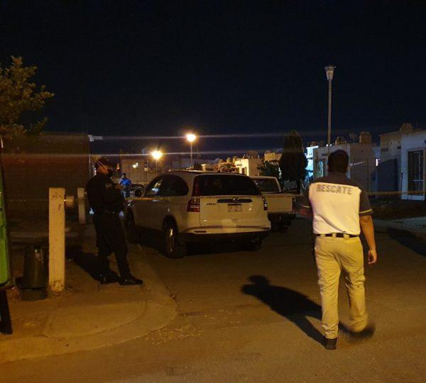 Asesinan a jefe de seguridad de tienda Soriana en Zamora