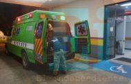 Adolescente es baleado durante violento robo en Zamora