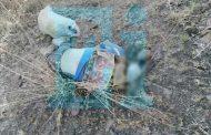Localizan cadáver baleado en predio de Jacona