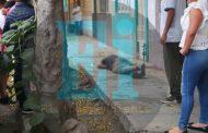 En pleno Centro de Zamora comerciante es asesinado de un balazo