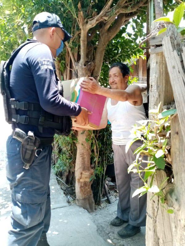 Más de 81 mil familias beneficiadas con despensas de Michoacán Alimenta