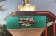 Rescatan y remozan monumento a Lázaro Cárdenas en El Llano