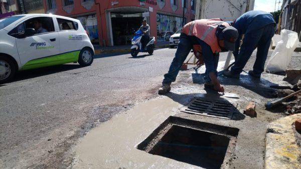 SAPAZ se reporta listo para afrontar temporada de lluvias