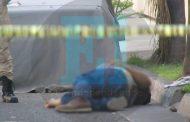 Gallero es acribillado a balazos al salir de su casa en la colonia Las Fuentes, Zamora