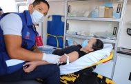 Importante fortalecer redes voluntarias de donación de sangre: SSM