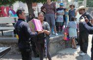 En región Zamora llevan más de 11 mil despensas distribuidas