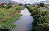 Proyectan limpiar 70 kilómetros de drenes y canales
