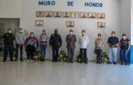 Conmemora Zamora Día del Valor Policial