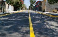 Avanza Zamora con nuevas vialidades
