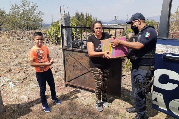 Suman más de 8 mil 500 apoyos de Michoacán Alimenta entregados en la Región La Piedad