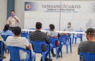 Capacitaron a personal que realizará acciones contra Dengue Chikunguya y Zika en Tangancícuaro