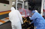 SSM ha realizado 99 traslados de pacientes sospechosos y confirmados a COVID-19