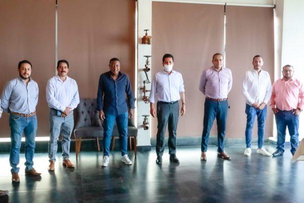 Toño García y exjugadores del Monarcas se unen para que equipo se quede en Morelia