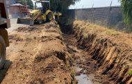 Continúan acciones de limpieza en ríos y canales de Tangancícuaro