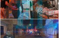 Pareja queda herida tras agresión a tiros en Los Manguitos, Jacona