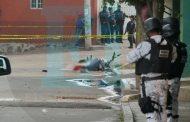 Atacan a tiros a dos hermanos en Jacona; uno muere