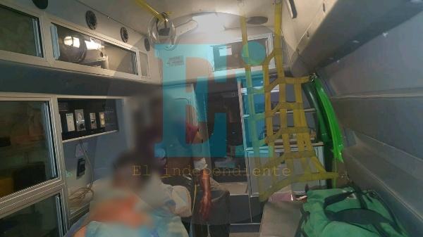 Pareja de ancianos queda herida al ser atacada a balazos en Zamora