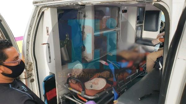 Campesino sufre agresión a balazos y muere en una ambulancia