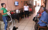 Brinda DIF Zamora alimento en asilos y albergues