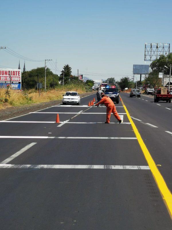 Mejoramos condiciones de seguridad de vecinos de Chaparaco