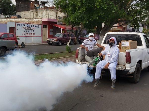 Campaña Todos contra el mosco