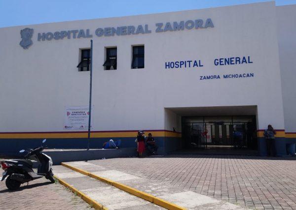 Carece Hospital General de Zamora (HGZ) de ventiladores mecánicos