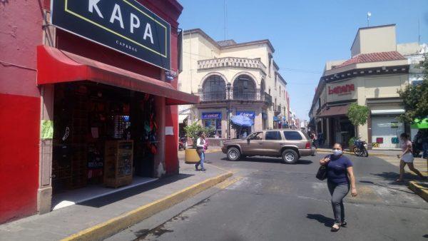 Comerciantes de Zamora si están preparados para nueva Convivencia