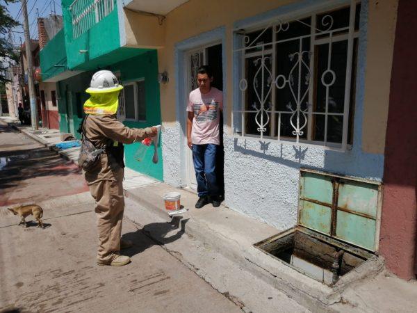 Totalmente gratuita, campaña contra el dengue en Zamora