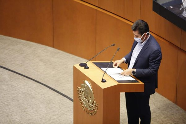 Toño García confía en que T-MEC retenga fuentes de empleo.