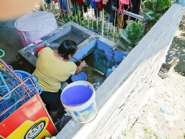 Más de 15 mil acciones contra el dengue ha realizado la SSM