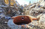 Construimos red de drenaje sanitario en colonia Primero de Mayo