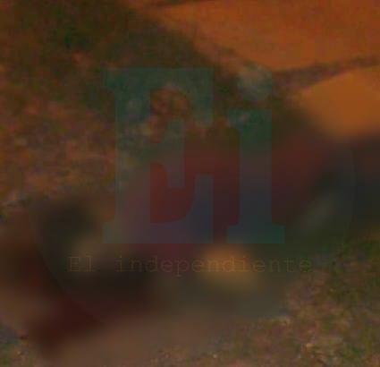Ejecutan a tiros a un hombre joven la colonia El Valle, Zamora