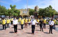 Guardianes de la Salud, fundamentales para combatir COVID-19 en Michoacán: Gobernador