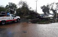 Protección Civil emite recomendaciones para temporada de lluvias en Tangancícuaro