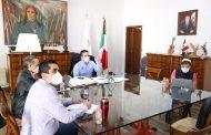 Van juntos Gobierno y Municipios contra crisis económica y sanitaria por COVID-19