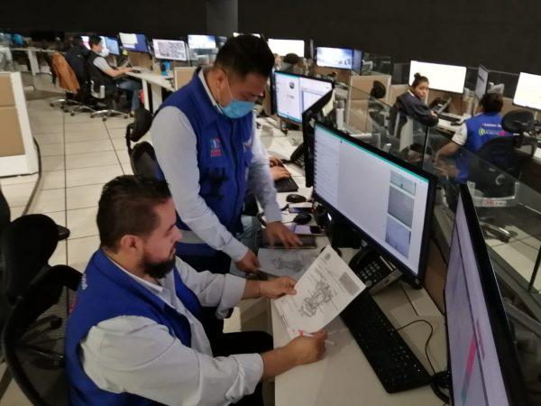 Brindan líneas 800 y 911 orientación sobre COVID-19 las 24 horas del día