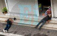 Matan a dos hombres frente a paletería en el Centro de Zamora