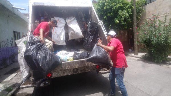 José Guadalupe Ramírez Esparza asume dirección de Aseo Público