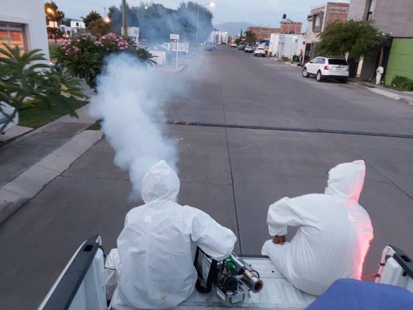 Lucha contra el dengue llega a Kúntani