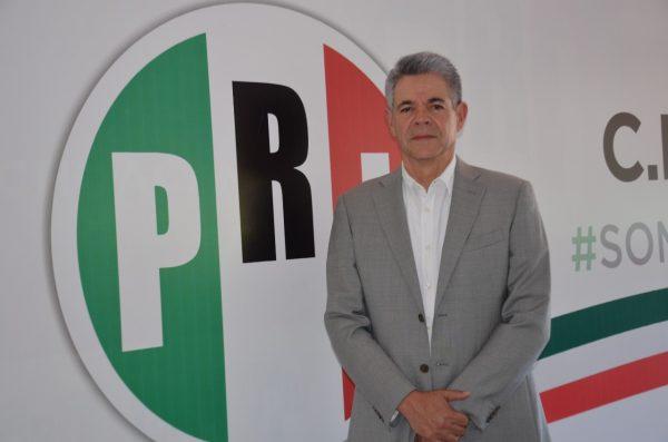 MAÑANA DE GIRA POR LA REGIÓN: NUEVO PRESIDENTE DEL PRI