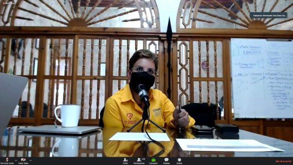 Comparte Michoacán fortalezas en el combate a COVID-19 al Consejo Nacional de Salud