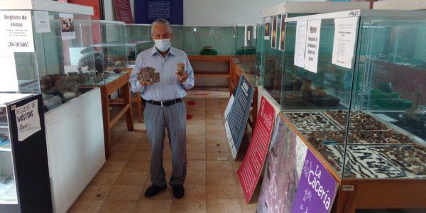 Alrededor de 400 personas deja atender Museo de Antropología de Jacona