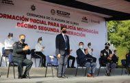 Desde el legislativo impulsaremos nueva realidad para seguridad en Michoacán: Arturo Hernández