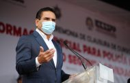 Incrementa Michoacán 500% su estado de fuerza: Silvano Aureoles