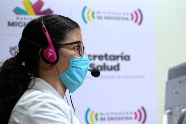 Monitorea SSM a 549 pacientes a través de Mi Salud