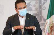 Estable, manejo de epidemia por COVID-19 en Michoacán: Silvano Aureoles