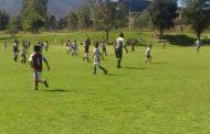 Preparan finales de liga infantil de futbol en Jacona, con debidas medidas sanitarias