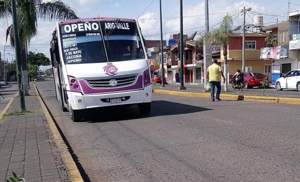 Crisis se agrava en sector de transporte; cantidad de usuarios cae 30 por ciento